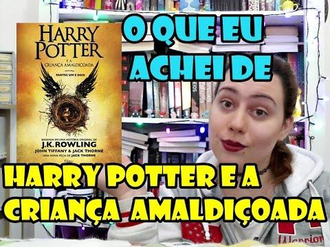OPINIÃO: Harry Potter e a Criança Amaldiçoada l Baú Literário