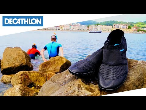 Scarpette da scoglio Aquashoes 100 adulto by Tribord | Decathlon Italia