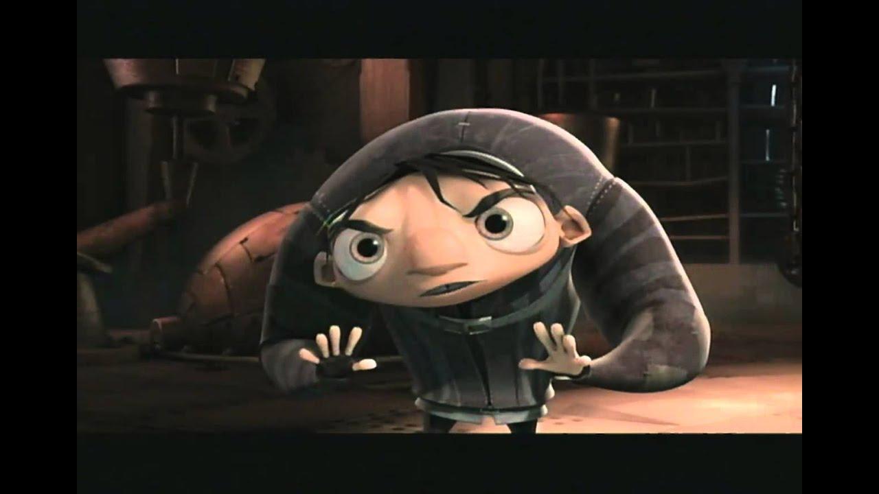 Video trailer för Igor 2008 Official Movie Trailer (HD)