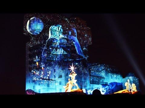 Star Wars: A Galactic Celebration at Walt Disney Studios, Disneyland Paris - On Tower of Terror