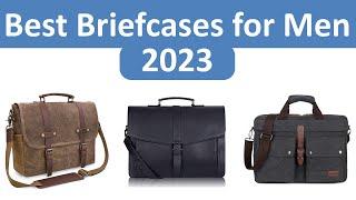 Top 10 Best Briefcases For Men In 2020 - Buy On Amazon