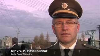 Dolní Benešov - Den veteránů  www.TelevizeHlucinsko.cz