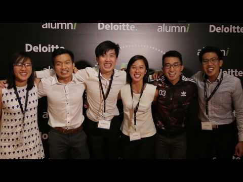 Deloitte Singapore Alumni Reunion Night 2017
