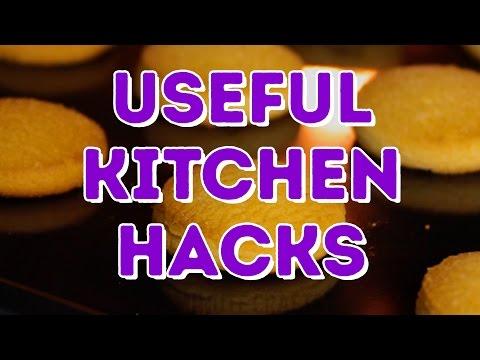 بالفيديو: ثلاث حيل ذكية ستسهل حياتك في مطبخك