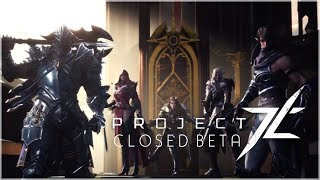 Lineage Eternal / Project TL Closed Beta 2018 Confirmed!