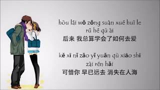 Gambar cover Hou Lai 后来 - Rene Liu 刘若英 - Lyric Pin Yin