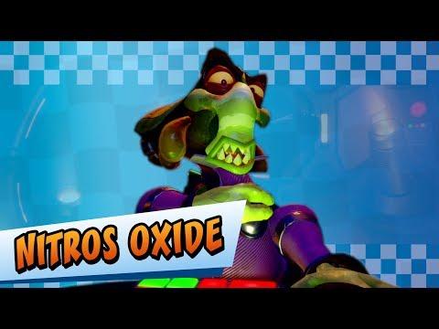 Nitros Oxide | Crash Team Racing Nitro-Fueled thumbnail