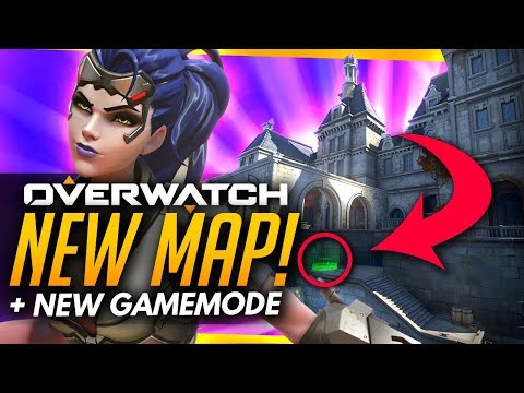 Overwatch | CHATEAU GUILLARD – NEW UPCOMING MAP (Info & Release)