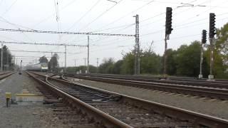EJ 680.001 Pendolino jako vlak SC 505 SC Pendolino | stanice Červenka