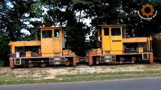 Как работают сахарные поезда Австралии