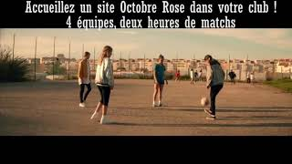Octobre Rose teaser 2