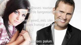 Koit Toome ja Birgit Õigemeel Põgenen originaal versioon
