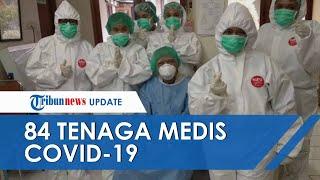 Sebanyak 84 Tenaga Medis di DKI Jakarta Positif Corona, Dua di Antaranya Hamil dan Satu Meninggal
