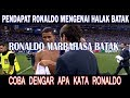 Download Video PENILAIN RONALDO MENGENAI HALAK BATAK | RONALDO MARBASA BATAK | INTERVIEW