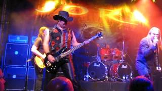 Jorn - Bring Heavy Rock To The Land (De Boerderij, Zoetermeer)