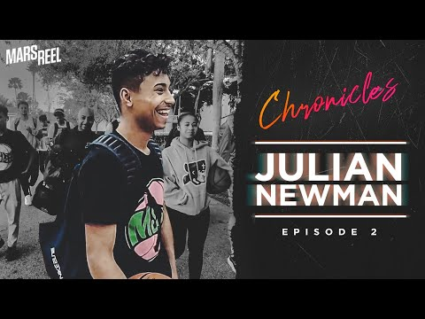 JULIAN NEWMAN: God's Plan - Episode 2  | Mars Reel Chronicles
