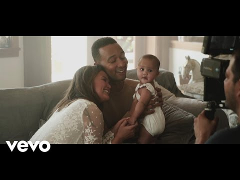 John Legend - Love Me Now - Behind the Scenes