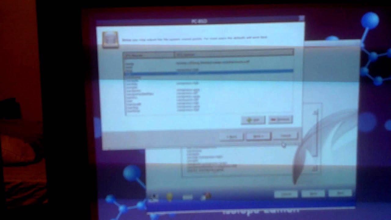 Installing PC-BSD 9