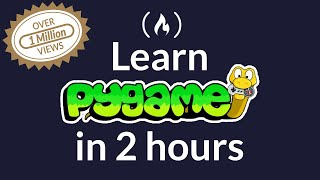 Pygame Tutorial for Beginners - Python Game Development Course