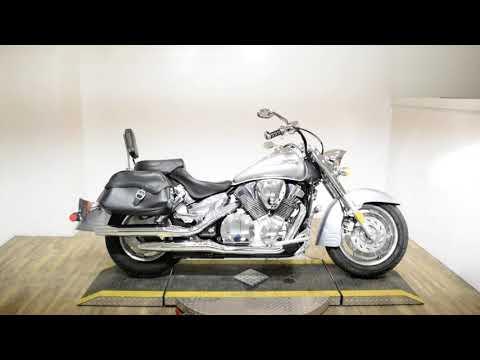 2008 Honda VTX®1300T in Wauconda, Illinois - Video 1