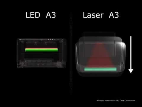 Diferencia entre las impresoras laser y led