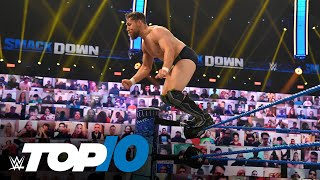 Top 10 Friday Night SmackDown moments: WWE Top 10, Nov. 27, 2020