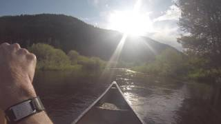 A taste of our NEW Northstar nature preserve flatwater canoeing experience. Nature. Nurture.