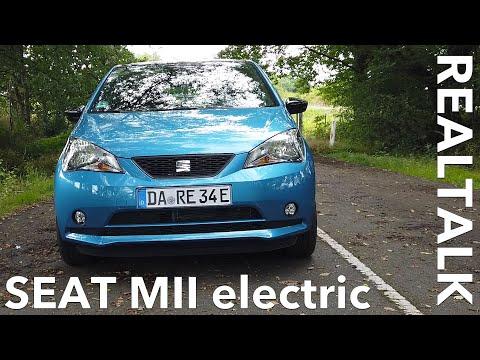 SEAT Mii Electric Reichweite Verbrauch Ladezeiten | Voice over Cars Realtalk