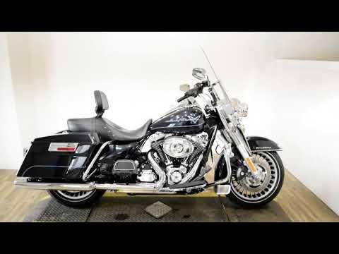 2013 Harley-Davidson Road King® in Wauconda, Illinois - Video 1