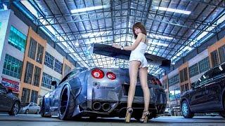 Liberty Walk Nissan GTR R35 x Miko Wong