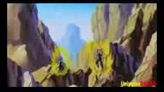 Melhor Luta Dragon Bal-z Goku vs Majin vegeta
