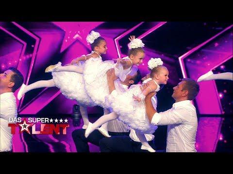 Beim Vater-Tochter-Tanz wird unsere Jury emotional | Das Supertalent 2017 | Sendung vom 16.09.2017