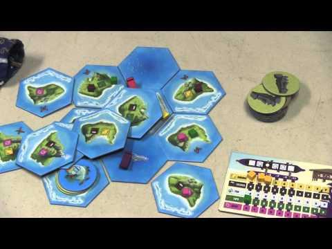 Dice Tower Reviews: Tahiti