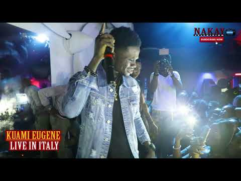 KUAMI EUGENE PERFORMANCE IN ITALY