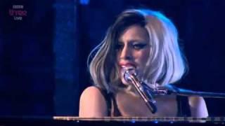 Lady Gaga - The Edge of Glory (Live at BBC Radio 1's Big Weekend)
