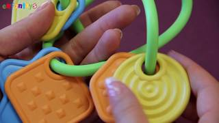 Hochet Twist teether