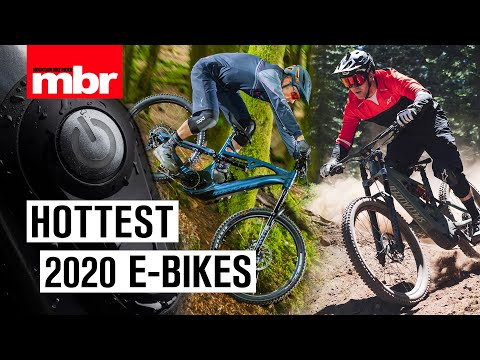 Hottest New E-Bikes for 2020 | Mountain Bike Rider