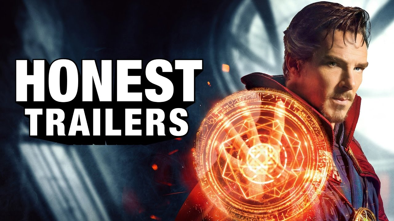 Dr Strange Gets An Honest Trailer