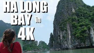 Vietnam's STUNNING Wonder: HA LONG BAY in 4K