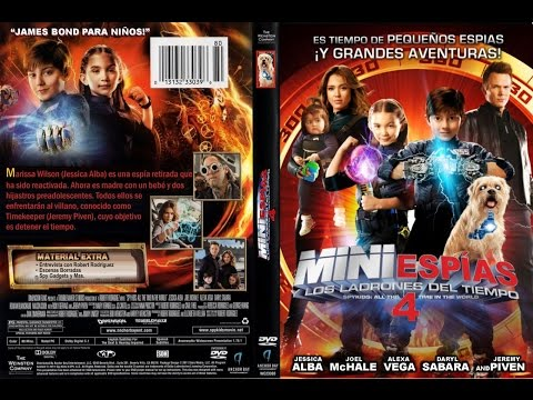 Download Spy Kids 3 Game Over Pelicula En Espaol Latino 3gp Mp4 Codedwap