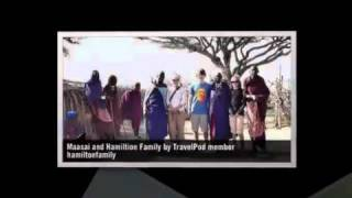 preview picture of video 'Lake Manyara, Serengeti & Ngorongoro Crater Hamiltonfamily's photos around Arusha, Tanzania'