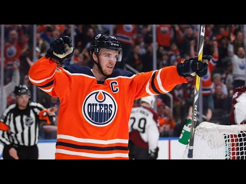 Connor McDavid Best Youtube Highlights: Hockey I.Q and Playmaking Montage