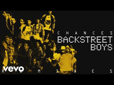 "Backstreet Boys – ""Chances"" (Hellberg Remix)"