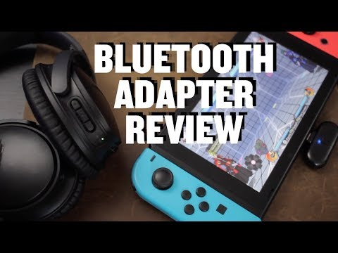 Route+ USB-C Bluetooth Audio Adapter for Switch Review