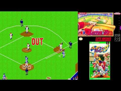 Super Batter Up Super Nintendo