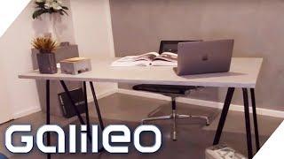 Luxuswohnung aus Beton | Galileo | ProSieben