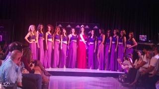 Miss Nicaragua 2017 Contestants Press Presentation