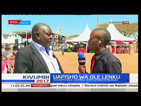 Uapisho wa Joseph Ole Lenku : Kaunti ya Kajiado kupata gavana mpya