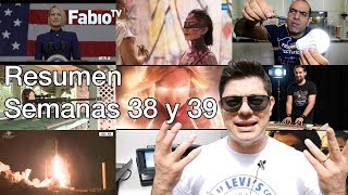 FabioTV - Resumen Semana 38/39 - 2018