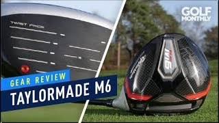 Golf Monthly - TaylorMade M6 Driver review